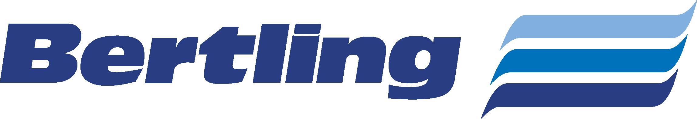Bertling logotype transparent